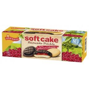 Griesson Soft Cake Heimische Früchte Rote Johannisbeere