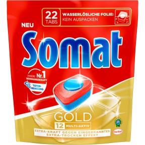 Somat 12 Multi-Aktiv Gold 22 Tabs