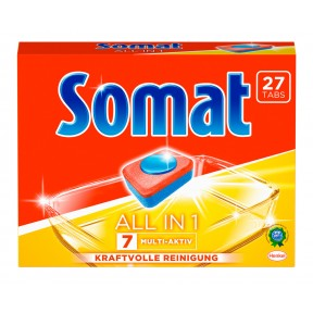 Somat 7 All in 1 Multi-Aktiv 27 Tabs