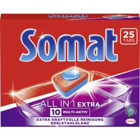 Somat All in 1 Extra 10 Multi-Aktiv 25 Tabs