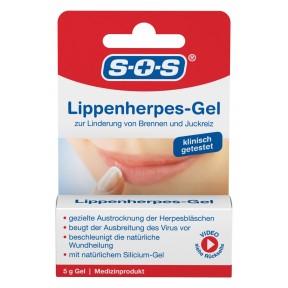 SOS Lippenherpes-Gel