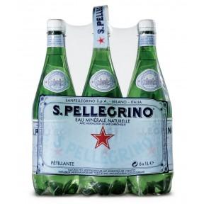 Sanpellegrino Natürliches Mineralwasser Sixpack