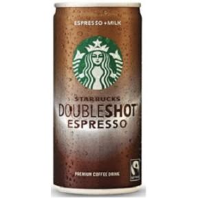 Starbucks Double Shot Espresso&Milk