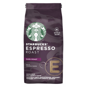 Starbucks Espresso Roast Ganze Bohne 200 g