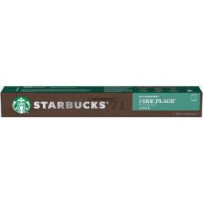 Starbucks Pike Place Roast Lungo Kaffeekapseln 10ST 53G