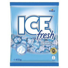 Storck Ice Fresh Eisbonbons 415 g