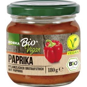 EDEKA Bio+vegan Brotaufstrich Paprika 180 g