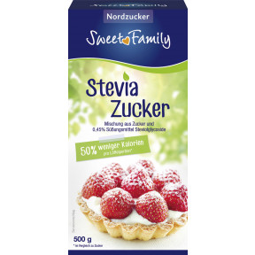 Sweet Family Stevia Zucker 500 g
