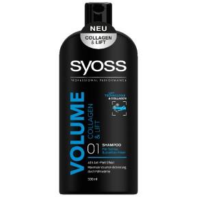 Syoss Shampoo Volume Collagen & Lift