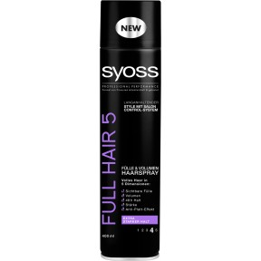 Syoss Haarspray Full Hair 5