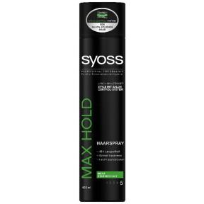 Syoss Haarspray Max Hold