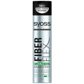 Syoss Haarspray Fiber Flex flexibler Halt extra starker Halt