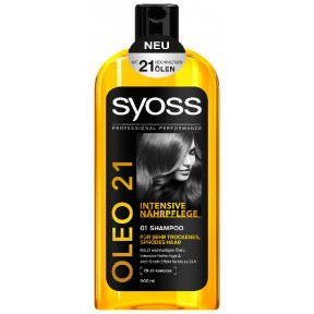 Syoss Oleo 21 Intensive Nährpflege Shampoo