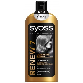 Syoss Renew 7 Complete Repair Shampoo
