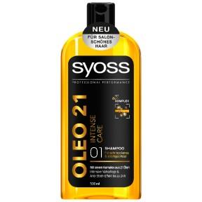 Syoss Shampoo Oleo 21 Intense Care