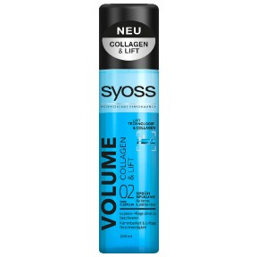 Syoss Sprüh-Spülung Volume Collagen & Lift