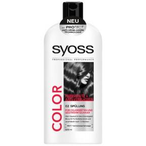 Syoss Color Farbschutz & Anti-Verblassen Spülung