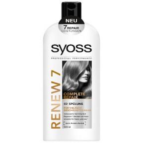 Syoss Renew 7 Complete Repair Spülung