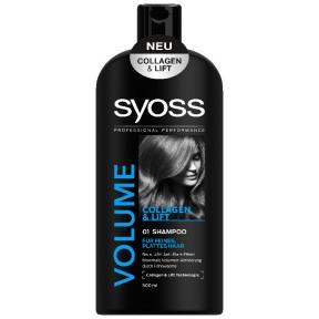 Syoss Volume Collagen & Lift Shampoo