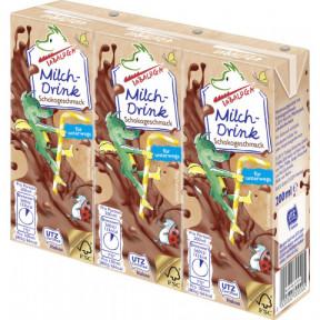 Tabaluga Milchdrink Schokoladengeschmack 3x 200 ml