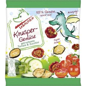 Tabaluga Knusper-Gemüse getrocknete Tomate & Zucchini
