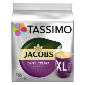 Tassimo Jacobs Caffè Crema Intenso XL 16ST 144G