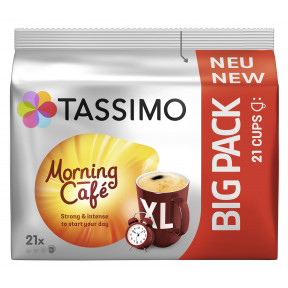 Tassimo Morning Cafe Bigpack 21x 7,8 g