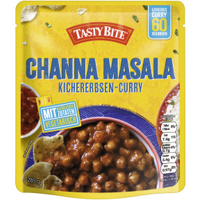 Tasty Bite Channa Masala Kichererbsen-Curry 285 g