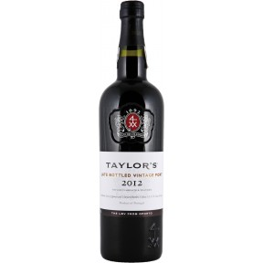 Taylors Late Bottled Portwein  2012