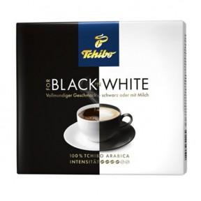 Tchibo Kaffee Black 'N White gemahlen