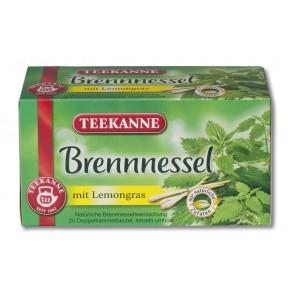 Teekanne Brennnessel mit Lemongras