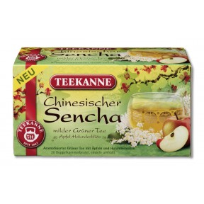 Teekanne Chinesischer Sencha