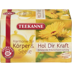 Teekanne Hol Dir Kraft Tee 20x 2 g