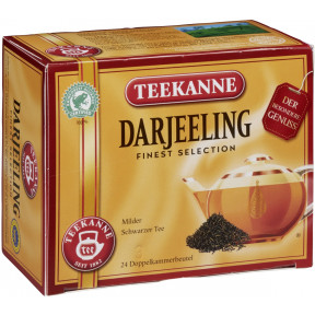 Teekanne Darjeeling FINEST SELECTION 24x 2,25 g