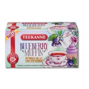 Teekanne Blueberry Muffin Tee