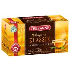 Teekanne Tee Origins Klassik Indien & Malawi