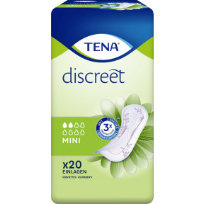 Tena Discreet Mini Einlagen 20ST