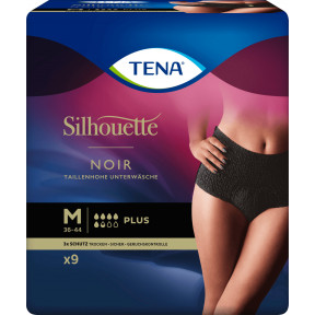 Tena Pants Silhouette schwarz medium 9ST