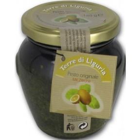 Audia Food Terre di Liguria Pesto alla Genovese mit Zitrone