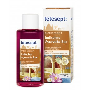 Tetesept Indisches Ayurveda Bad 125 ml