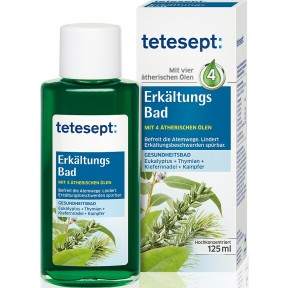Tetesept Erkältungs Bad 125 ml