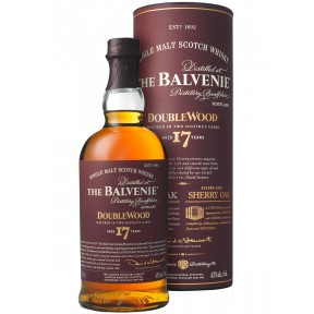 Balvenie 17 Jahre Double Wood Single Malt Whisky