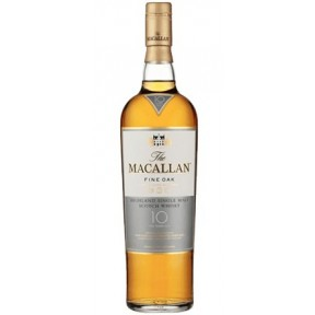 The Macallan 10 Jahre Fine Oak Single Malt