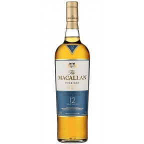 The Macallan 12 Jahre Fine Oak Single Malt
