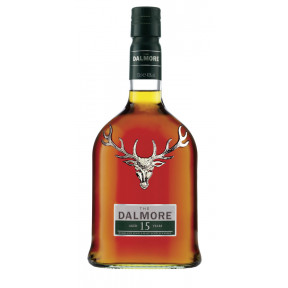 The Dalmore 15 Jahre Single Malt Whisky 0,7 ltr