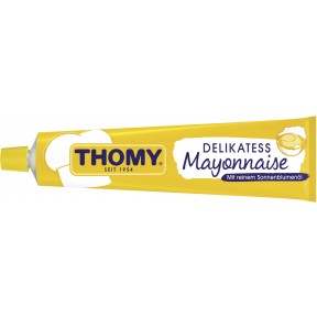 Thomy Delikatess Mayonaise in der Tube