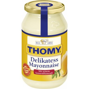 Thomy Delikatess Mayonnaise groß