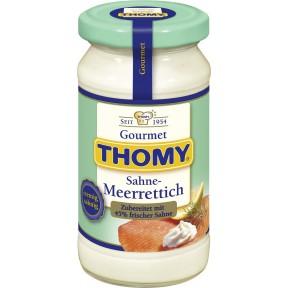Thomy Gourmet Sahne-Meerrettich im Glas