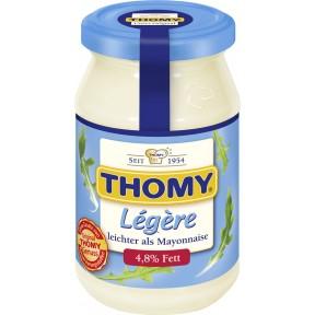 Thomy Légère 4,8% Fett im Glas