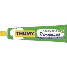 Thomy Remoulade in der Tube